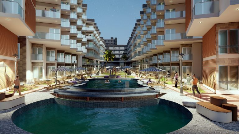 Aqua fun resort Hurghada inside 2