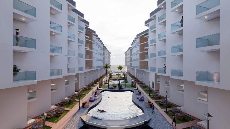 Aqua fun resort Hurghada inside 1