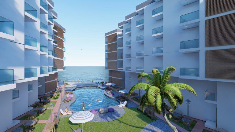 Aqua fun resort Hurghada sea view inside 2